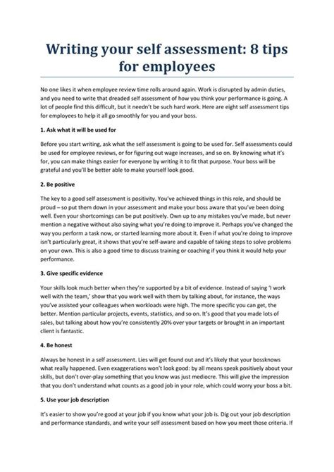 Assessment Essay by Self Assessment Essay Introduction