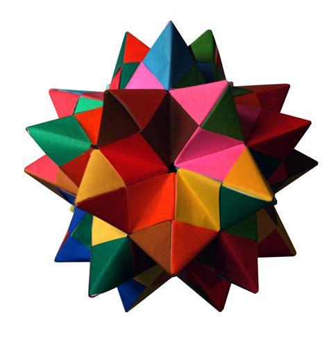 how to make an origami dodecahedron vietri paper crafts
