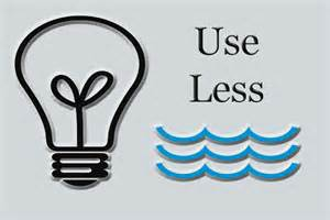 use less water save the earth