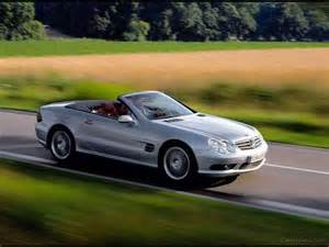 2003 Mercedes Sl55 Amg Specs 2003 Mercedes Sl Class Sl55 Amg Specifications