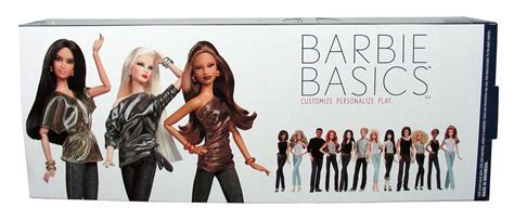 BARBIE BASICS Doll Muse Model No 8 08 008 8.0 Collection 2