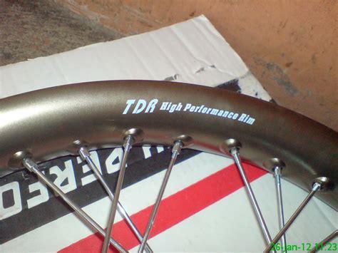 Velg Tdr U Shape 17 X 140 Warna Silver harga velg tdr terbaru dan terlengkap