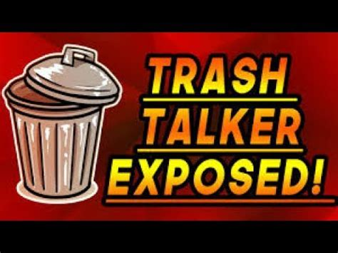 Gets Exposed by Baby Trash Talker Gets Exposed In Mycourt