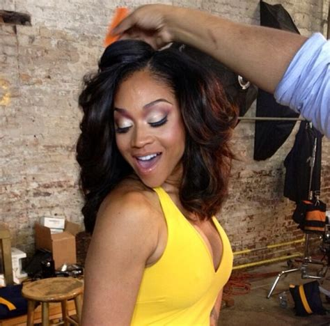 mimi faust bob hairstyle stevie j gets an aspiring artist pregnant and it s not his
