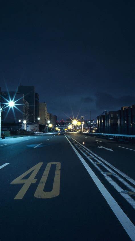 japan tokyo street racing night iphone  wallpaper hd
