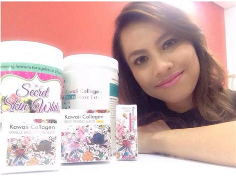 Kawaii Collagen Jihan secret skin white kawaii collagen by nadialiyana new kawaii collagen white maxx with