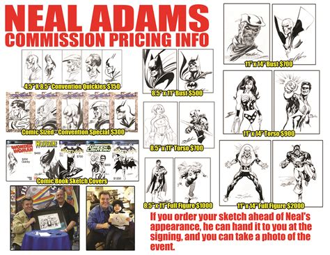 Neal Also Search For Neal Commission Pricing Mostly Comics
