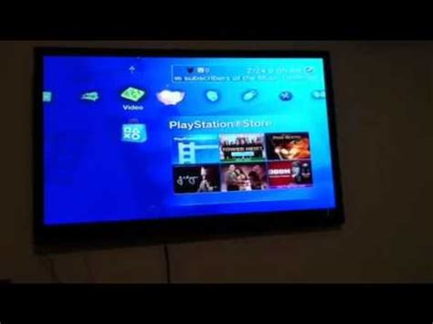 reset ps3 video settings black screen 2 solutions to fix black and white screen for ps3 youtube