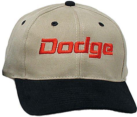 dodge hat classic logo cap dodge caps