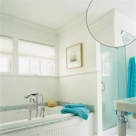 Bathroom Molding Ideas by 39 Crown Molding Design Ideas Moldings Jetted Tub And Tubs