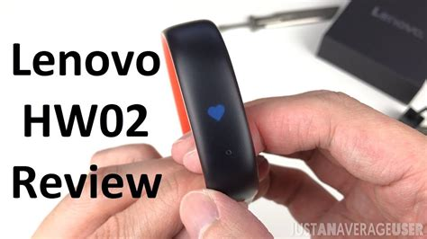 Lenovo Hw02 lenovo hw02 smart band review