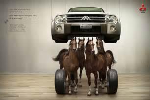 Mitsubishi Advertisement Mitsubishi Pajero With Animal Instinct The Inspiration Room