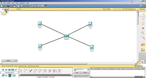 cisco packet tracer switch configuration tutorial pdf cisco packet tracer building a vlan network using