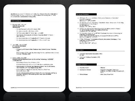 cara membuat resume ospek cara membuat cv