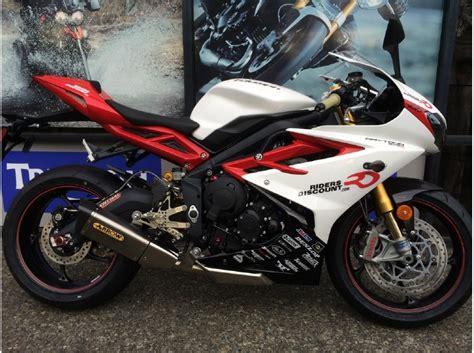 Triumph Motorcycle Edition triumph daytona danny eslick edition motorcycles for sale