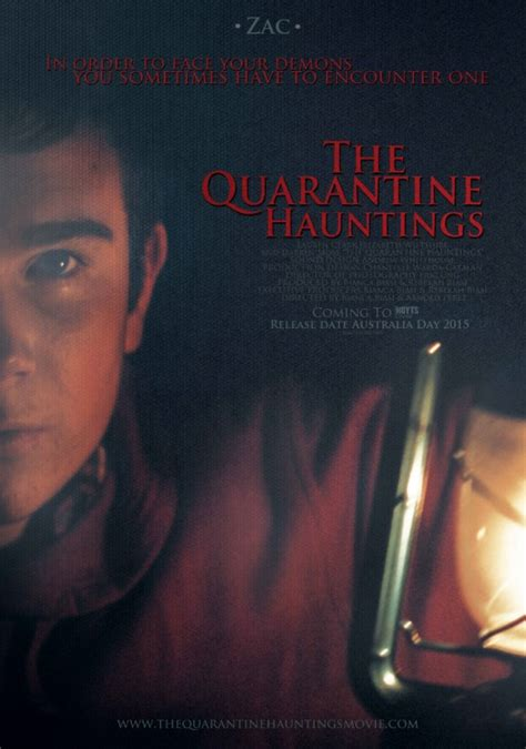 quarantine film 2015 the quarantine hauntings movie poster 3 of 7 imp awards