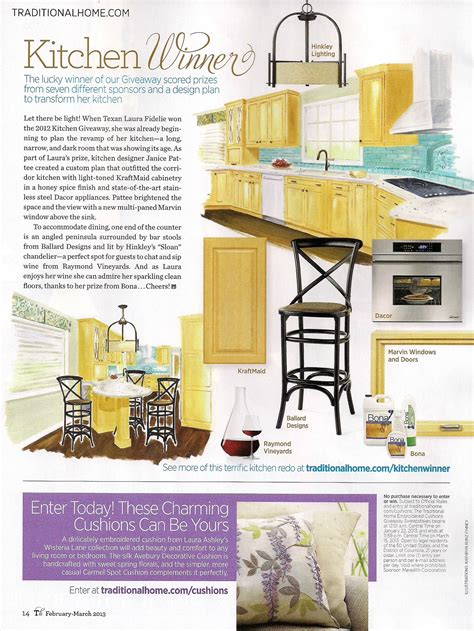 kitchen design magazines free profile 171 janice pattee design
