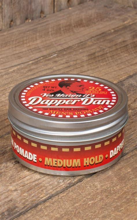 Pomade Vespa dapper dan s pomade rockabilly style
