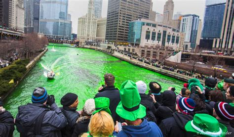 st s day parade chicago start time st s day oak bank