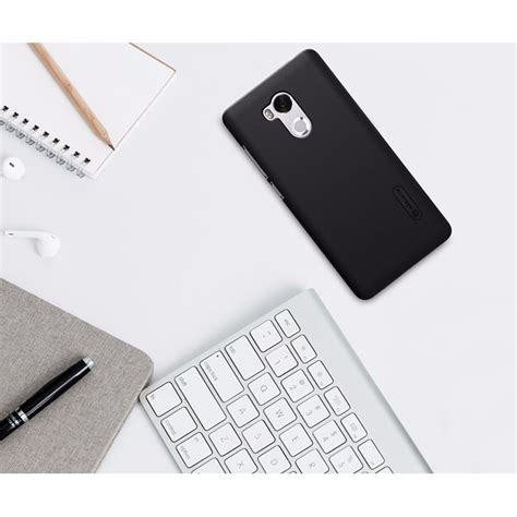 Nillkin Frosted Shield Xiaomi Redmi 3 Black nillkin frosted shield for xiaomi redmi 4