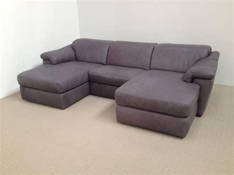 u shaped reclining sectional natuzzi editions sensor b760 electric reclining u shaped