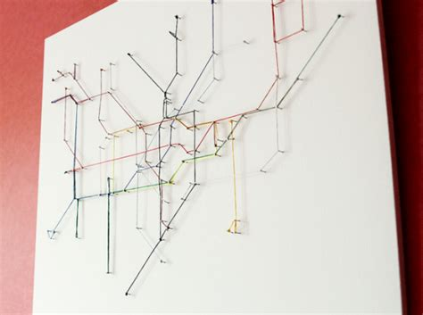 String Map - string map fubiz media