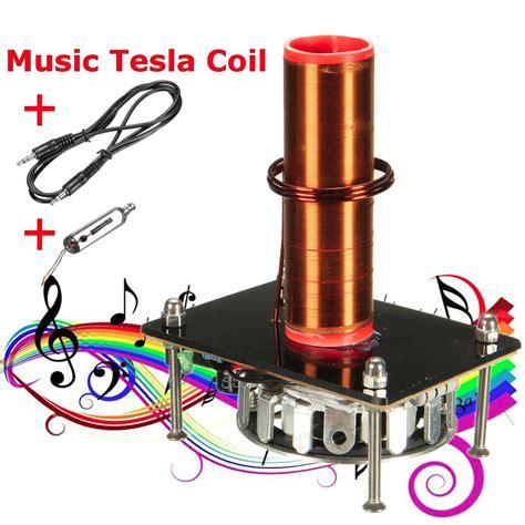 Ebay Tesla Coil Tesla Coil Audio Cord Plasma Horn Wireless