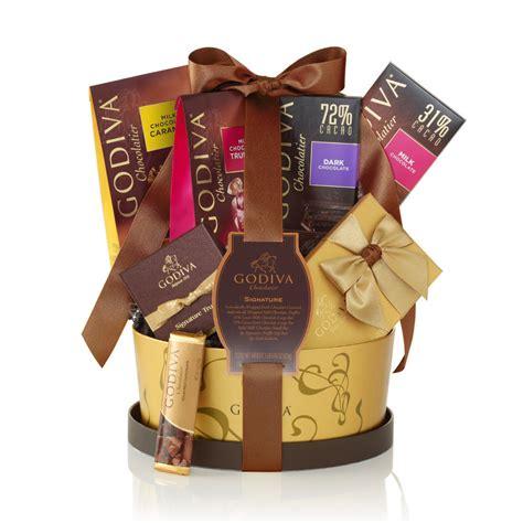 Godiva Gift Cards - signature gift basket godiva