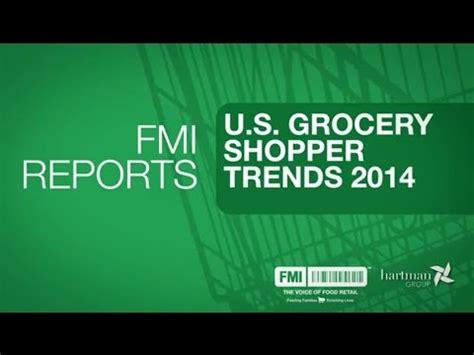 grocery trends 2014 nareim u s grocery shopper trends 2014 youtube