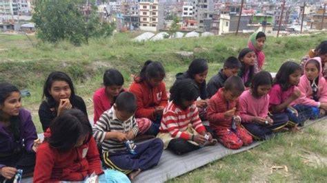 Tenda Anak Hebat pahlawan nepal selamatkan 55 anak yatim dari gempa