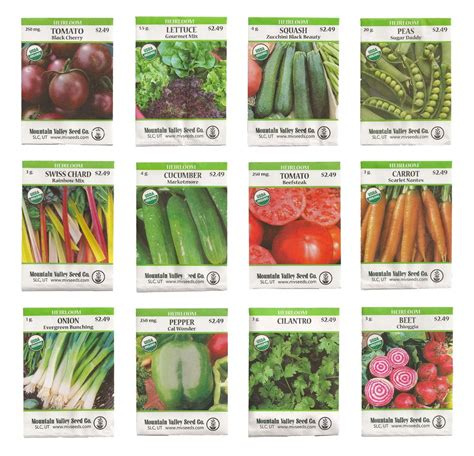 Top 5 Best Organic Seeds For Vegetable Gardens Heavy Com Garden Vegetable Seeds