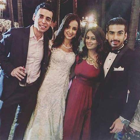 sanaya irani and mohit sehgal wedding photos sanaya irani mohit sehgal just had their