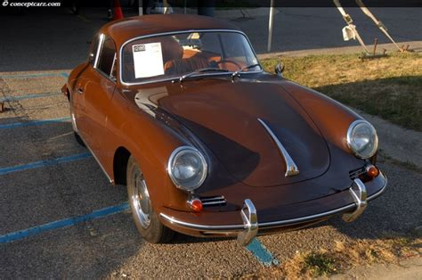 How Many Cpe S For An Mba by Chassis 126634 1964 Porsche 356 Chassis Information