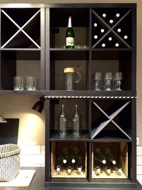 kallax wine rack 17 best images about ikea kallax on pinterest closet