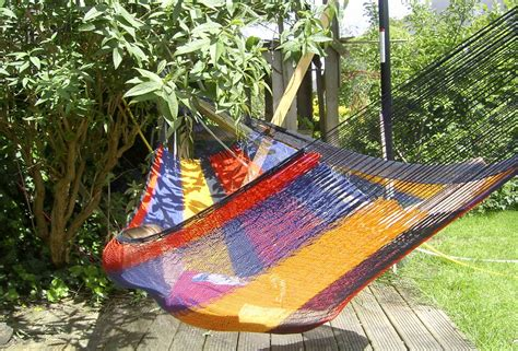 Hammock From Mexico basis mexican hammock mexicaanse hangmat mexikanische h 228 ngematte ebay
