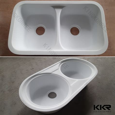 solid surface kitchen sinks custom fabricated special solid surface kitchen sinks