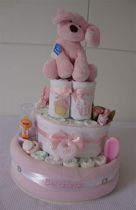 Baby Shower Funny Gifts - funny baby shower gift ideas how to make a 3 layer diy diaper cake