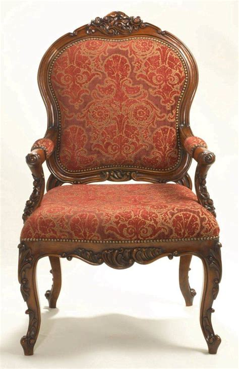 vintage armchair louis xv armchair buy from cartel furnishings malaysia