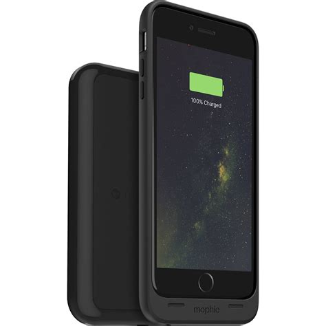 mophie juice pack wireless battery case  iphone  pluss