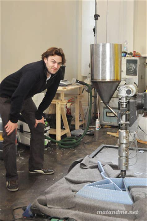 An With Dirk Vander Kooij Dirk Der Kooij Gave A Robot A Second Matandme