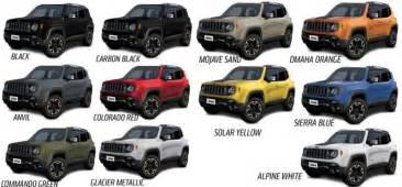 jeep wrangler new colors for 2014 autos weblog