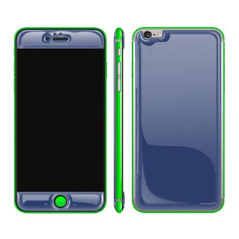 Green Iphone All Hp glow gel combo navy neon green iphone 6 6s iphone 6 6s adaptation la touch of modern