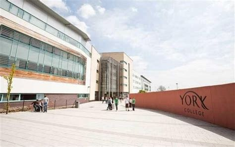 york college guide