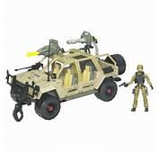 Galleon  GI Joe Vehicle Vamp 4X4 With Double Clutch Figure
