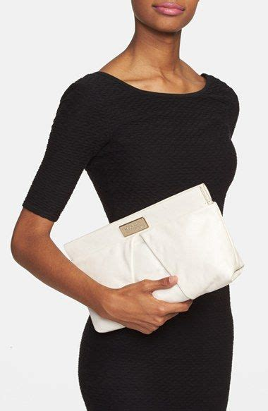 Marc By Marc Marc By Marc Miss Marc Canvas Zip Pouch by Marc By Marc Marchive Clutch Marc By Marc Baby