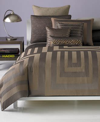 macys hotel closeout hotel collection columns bedding collection