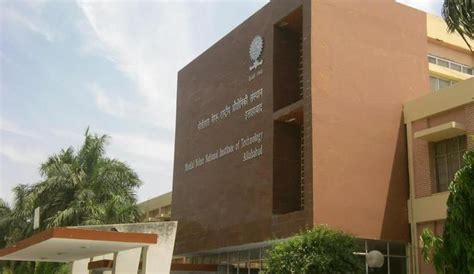 Mnnit Allahabad Mba Fees by Fee Structure Of Motilal Nehru Institute Of Technology