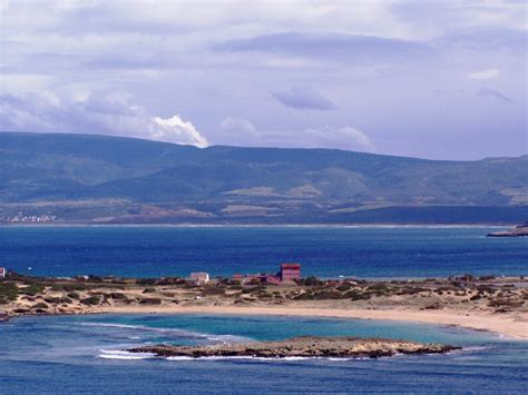 di sa spiaggia di sa mesa longa go oristano turismo in