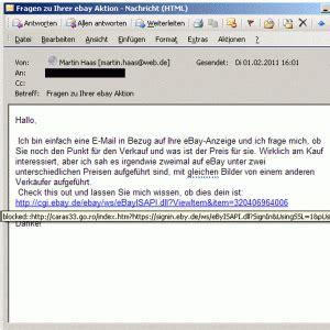 hauskauf fragen an den verkäufer ebay phishing betrug aufgedeckt die betr 252 gerische e mail