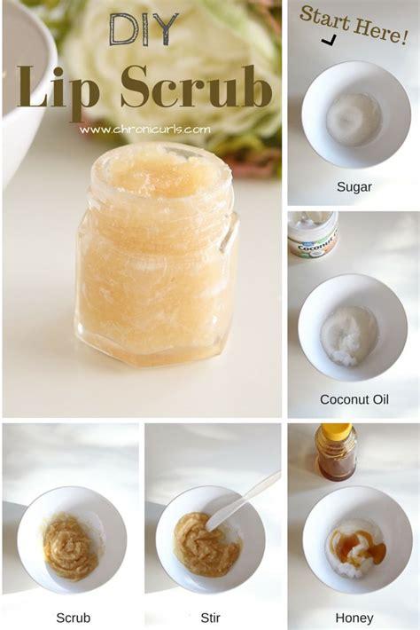 Promo Sugar Lip Scrub diy sugar lip scrub made with sugar coconut and honey www chronicurls diy home
